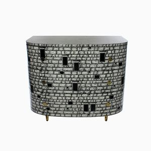 Vintage Chest by Atelier Fornasetti, 1970s