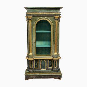 Antique Italian Curiosity Cabinet, 1780s