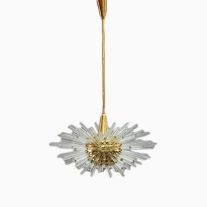 Large Miracle Sputnik Chandelier from Bakalowits, 1960s
