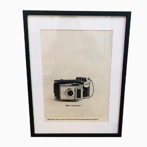 Vintage Polaroid Werbung, 1970er