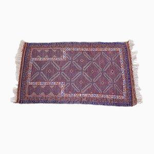 Vintage Teppich aus Wolle