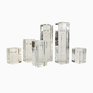 Arkipedia Kerzenhalter von Timo Sarpaneva für Iittala, 6er Set