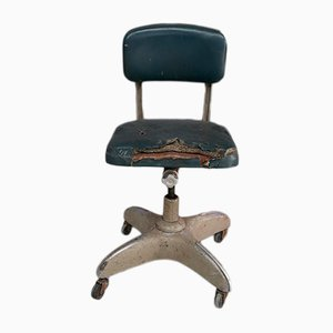 Sedia girevole di Gio Ponti per SIA, anni '50