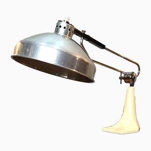 Mid-Century Industrial Floor Lamp