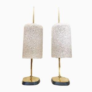 Vintage Lampen von Arlus, 2er Set