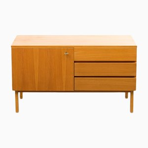 Ash Chest of Drawers, 1960s