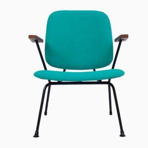 Vintage Armlehnstuhl von W. Gispen für Kembo, 1960er