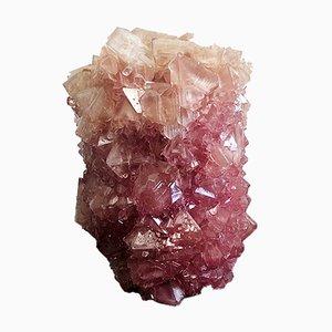 Kleine rote 1 Crystal Vase von Isaac Monté, 2019
