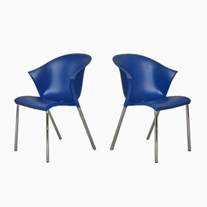 Vintage Bla Bla Bla Chairs by Marco Maran for Parri Design, Set of 2