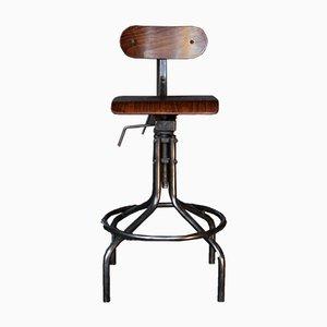 Industrial Workshop Chair, 1950s