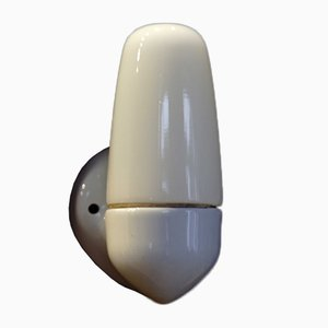 Lámpara de pared estilo Bauhaus de Wilhelm Wagenfeld para Lindner, años 50