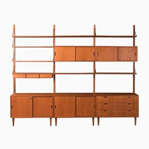 Shelving Unit by Sven Ellekaer for Albert Hansen, 1960s