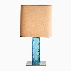 Tischlampe von Mazzega, 1960er