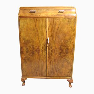 Art Deco Burr Walnut Commode