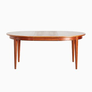 Danish Teak Dining Table from Omann Jun Møbelfabrik, 1960s