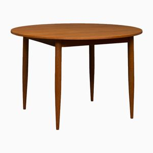Vintage Danish Teak Extendable Table