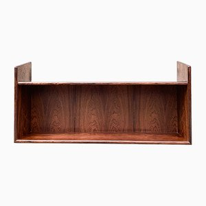 Mid-Century Danish Rosewood Shelf, 1960s