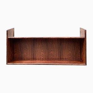 Mid-Century Danish Rosewood Shelf, 1960s