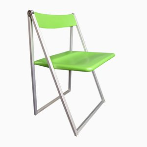 Vintage Folding Chairs by Team Form AG for Interlübke, Set of 2