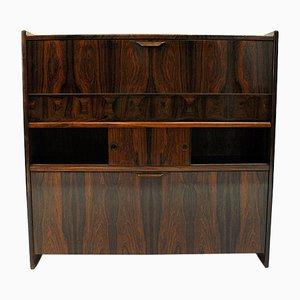 Mueble bar de palisandro de Johannes Andersen para Skaaning & Søn, años 50