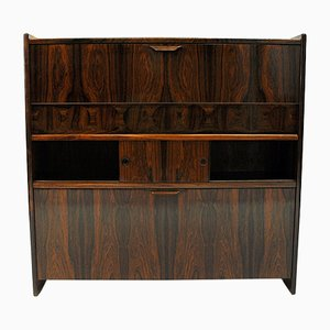 Rosewood Bar by Johannes Andersen for Skaaning & Søn, 1950s