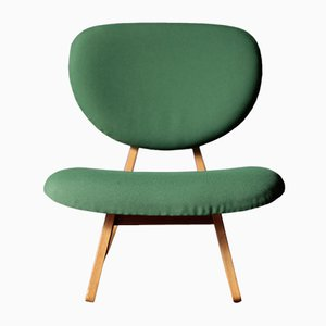 Vintage Lounge Chair by Junzo Sakakura for Tendo Mokko
