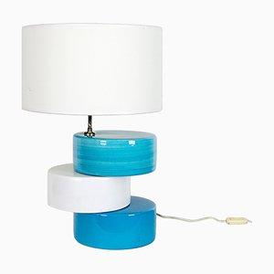 Lámpara de mesa de Kostka, años 60