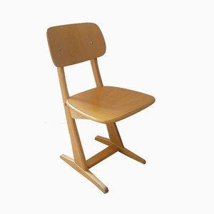 Chaise pour Enfant Vintage par Karl Nothhelfer pour Casala