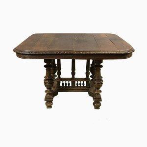 Vintage Tisch aus Eiche