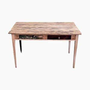 Tavolo da cucina antico allungabile