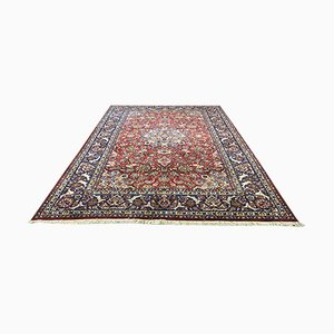 Grand Tapis Vintage Fait Main