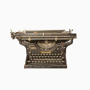 Macchina da scrivere di Underwood, anni '20