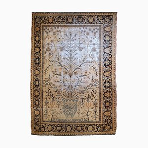 Tapis Indo-Mohtasham Vintage, Inde, 1880s