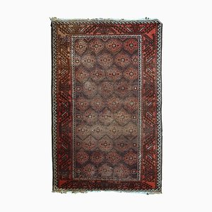 Antique Afghan Rug, 1920s