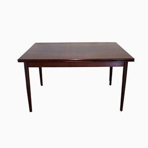 Mid-Century Rosewood Dining Table from Ansager Mobler