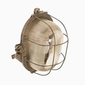 Industrielle Wandlampe, 1960er