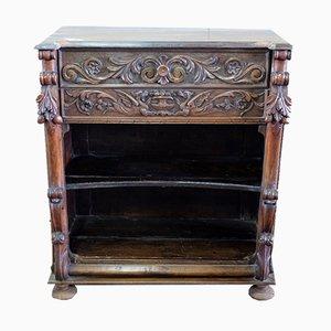 Mueble italiano tallado, años 30