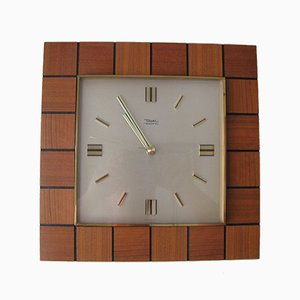 Vintage Wall Clock from Diehl, 1960s