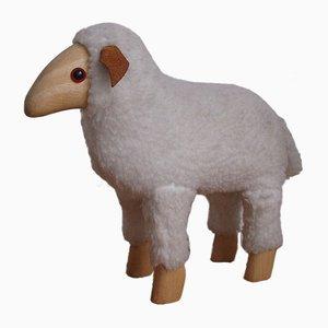 Tabourets Mouton par Hanns Peter Krafft pour Meier, 1970s, Set de 3
