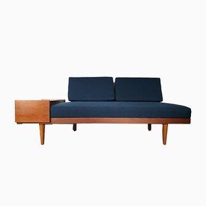 Sofá cama Svanette de Ingmar Relling para Ekornes Svane, años 60