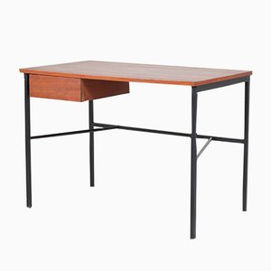 Mid-Century CM 174 Desk by Pierre Paulin for Trefac Belgium, 1950s