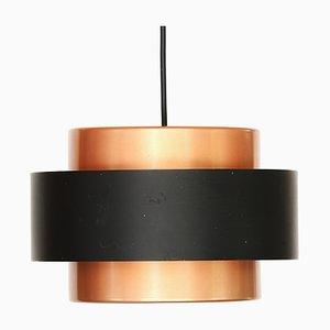 Lámpara colgante Juno danesa de Jo Hammerborg para Fog & Mørup, años 60
