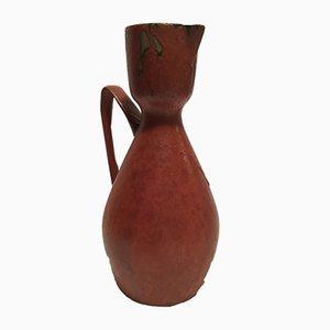 Große Vase von Welling für Ceramano, 1970er