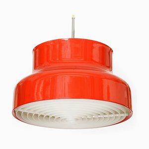 Lámpara colgante Bumling sueca de Anders Pehrson para Ateljé Lyktan, años 60