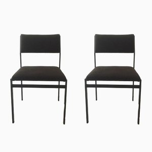 Vintage SM07 Japanese Series Chairs by Cees Braakman for Pastoe, Set of 2