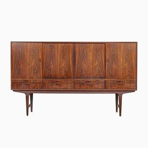 Vintage Danish Credenza Cabinet
