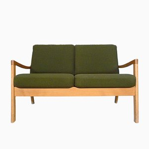 Danish Senator Sofa by Ole Wanscher for Cado, 1960s