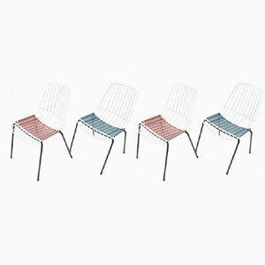 Chaises de Jardin Vintage de Ziegler Marbach, 1970s, Set de 4