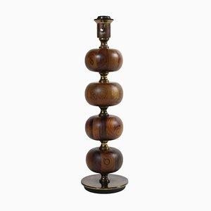 Mid-Century Table Lamp by Henrik Blomqvist for Tranås Stilarmatur