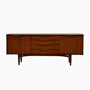 Mid-Century Zebrano & Teak Eon Sideboard from Elliotts of Newbury